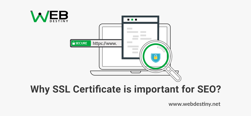 Why Ssl Certificate Is Important For Improving Seo Website Security