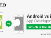 Android and iOS app development